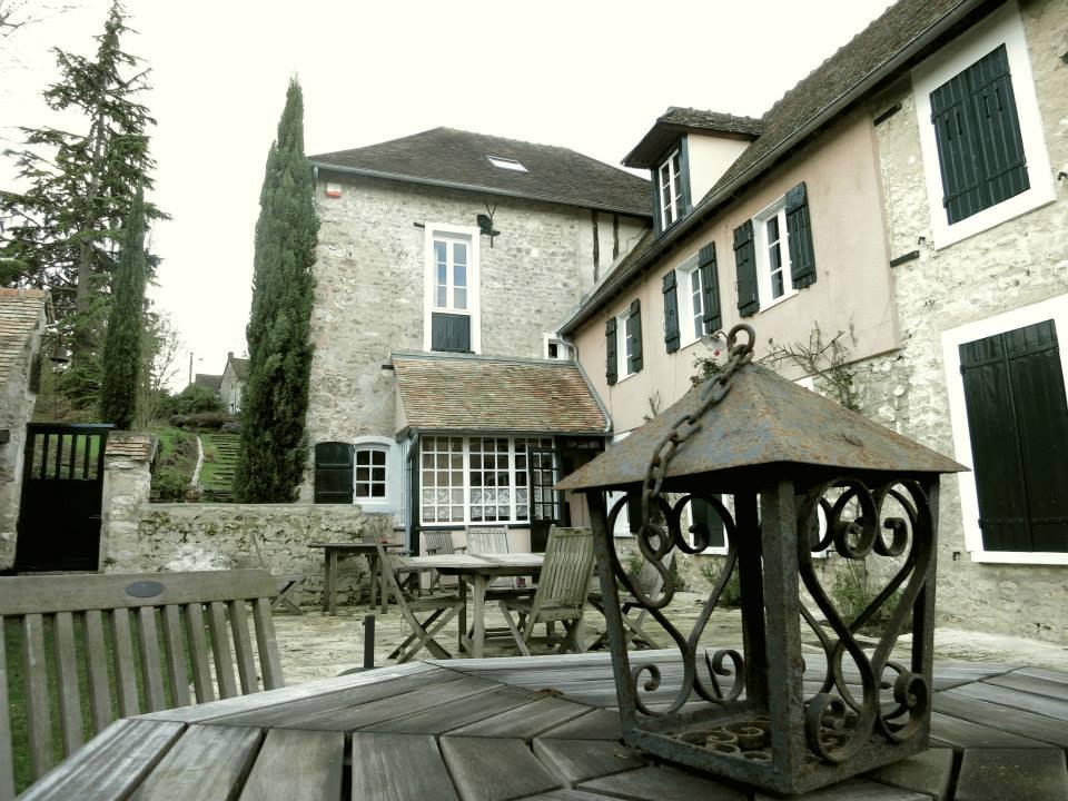 La maison à St Pierre d'Autils