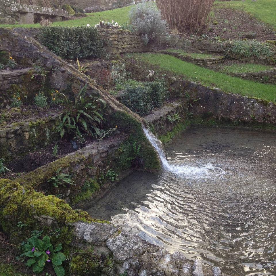 1Le jardin à St Pierre d'Autils