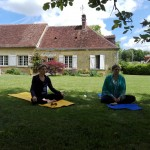 Méditation pré-yoga